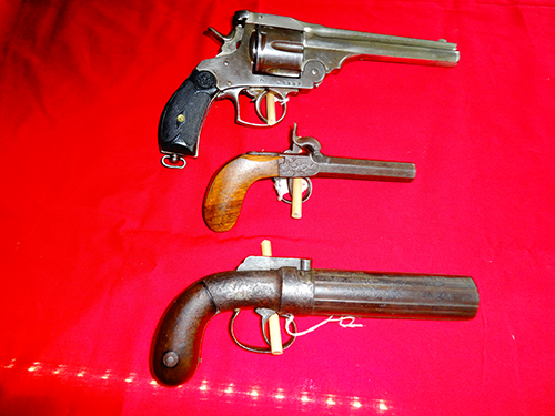 Antique gun 2